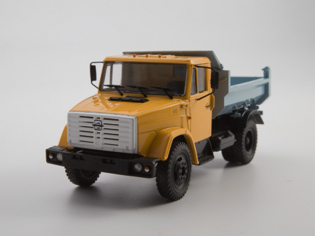 Macheta auto basculanta ZIL-MMZ-4508, scara 1:43 [6]