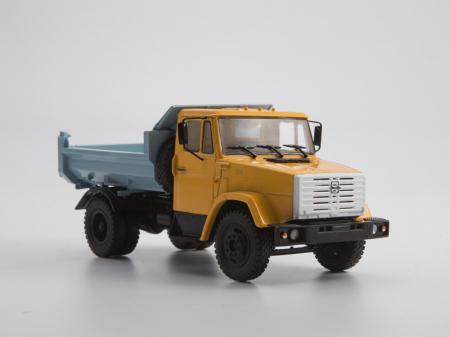 Macheta auto basculanta ZIL-MMZ-4508, scara 1:43 [2]