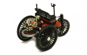 Macheta auto Benz Patent Motorwagen, scara 1;432
