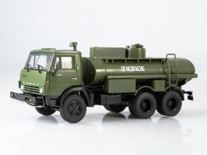 Macheta auto camion cisterna AC-9 (Kamaz-5320), scara 1:431
