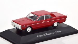Macheta auto Chrysler Valiant IV 1967, scara 1:430