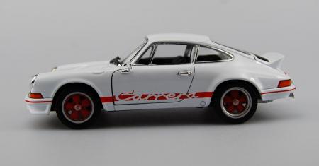 Macheta auto Porsche 911 Carrera RS 2.7, scara 1:241