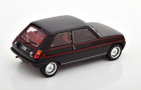 Macheta auto Renault 5 Alpine, scara 1:24 [1]