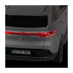 Macheta auto electrica Mercedes Benz ECQ cu lumini, scara 1:185