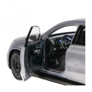Macheta auto electrica Mercedes Benz ECQ cu lumini, scara 1:183