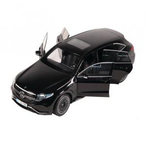 Macheta auto electrica Mercedes Benz ECQ, scara 1:185
