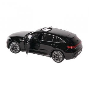 Macheta auto electrica Mercedes Benz ECQ, scara 1:180