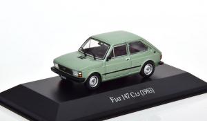 Macheta auto Fiat 147, scara 1:430