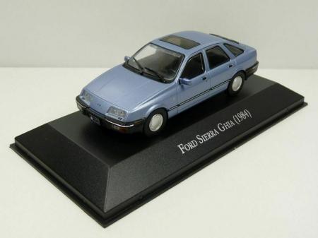 Macheta auto Ford Sierra 2.3 Ghia, scara 1:430