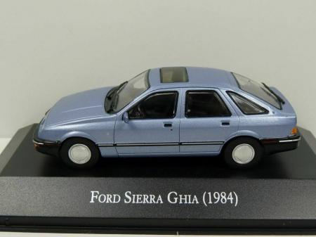 Macheta auto Ford Sierra 2.3 Ghia, scara 1:432