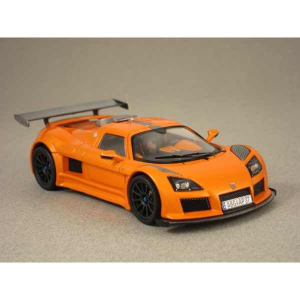 Macheta auto Gumpert Apollo, scara 1:430
