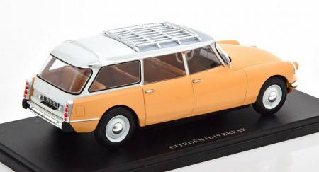 Macheta auto Citroen ID19 1959 , scara 1:24 [1]