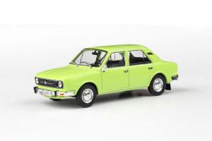 Macheta auto Skoda 105L 1977, scara 1:434