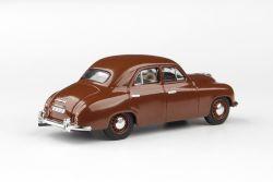 Macheta auto Skoda 1201 sedan 1956, scara 1:431