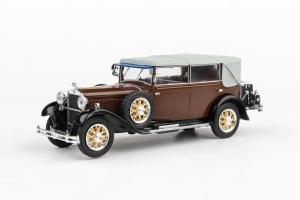 Macheta auto Skoda 860 1932 maro, 1:430