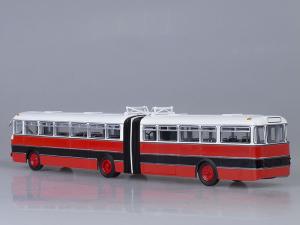 Macheta autobuz articulat Ikarus 180, scara 1:432