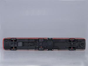 Macheta autobuz articulat Ikarus 180, scara 1:433