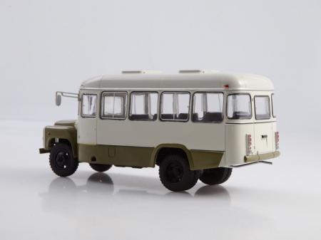 Macheta autobuz KAVZ-3270 cu revista, scara 1:43 [1]