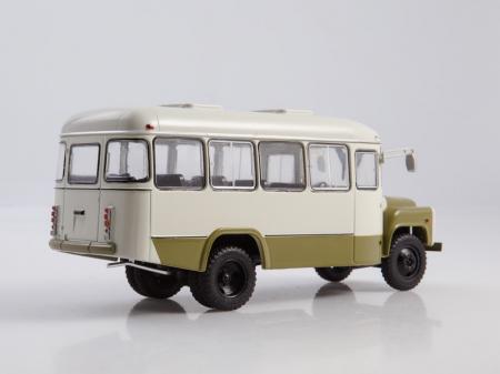 Macheta autobuz KAVZ-3270 cu revista, scara 1:43 [2]