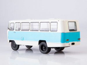 Macheta autobuz Kuban G1A1-02, scara 1:431