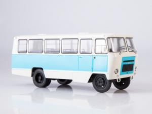 Macheta autobuz Kuban G1A1-02, scara 1:430
