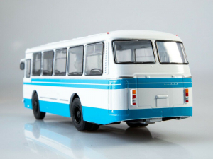 Macheta autobuz LAZ 695-N, scara 1:431