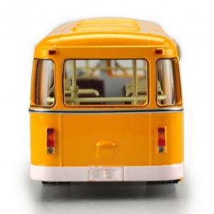 Macheta autobuz LiAZ 677m, scara 1:433