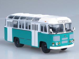 Macheta autobuz PAZ 672M Moscova, scara 1:430