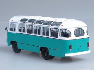 Macheta autobuz PAZ 672M Moscova, scara 1:431