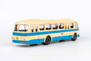 Macheta autobuz Skoda 706 RTO, CSAD scara 1:431