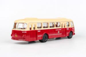 Macheta autobuz Skoda 706 RTO, Praga, scara 1:431