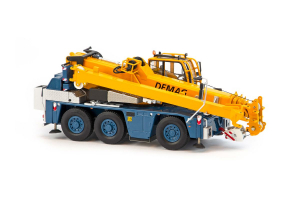 Macheta automacara Demag AC 45 City, scara 1:500
