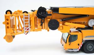 Macheta automacara Liebherr LTM11200-9.1, scara 1:506