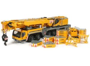 Macheta automacara Liebherr LTM1350-6.1, scara 1:502