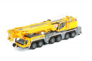 Macheta automacara Liebherr LTM1350-6.1, scara 1:501