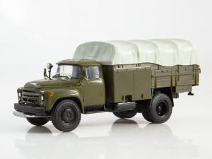Macheta autopompa de combustibil pentru avioane PSG-160, scara 1:432