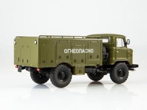 Macheta autospeciala de alimentare pentru avioane VSZ-66, scara 1:433