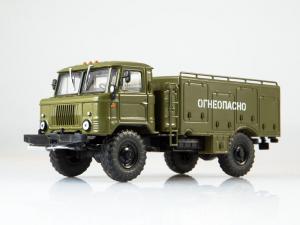 Macheta autospeciala de alimentare pentru avioane VSZ-66, scara 1:432