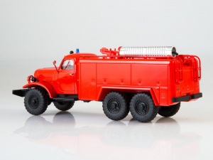 Macheta autospeciala de pompieri ZIL-157 AT-2, scara 1:432