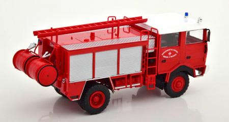 Macheta autospeciala pompieri Berliet GBD, scara 1:43 [1]