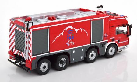 Macheta autospeciala pompieri MAN TGS BA1, scara 1:43 [1]