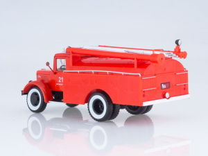 Macheta autospeciala pompieri Gaz 3308, scara 1:431