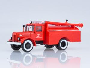 Macheta autospeciala pompieri Gaz 3308, scara 1:430