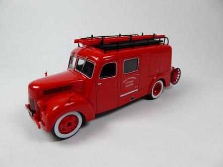 Macheta autospeciala pompieri Ford F798 T, scara 1:43 [0]