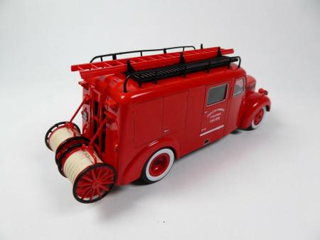 Macheta autospeciala pompieri Ford F798 T, scara 1:43 [2]