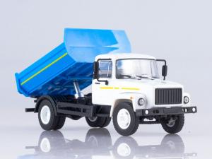 Macheta basculanta GAZ-35072, scara 1:432