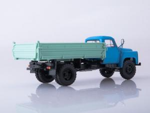 Macheta basculanta GAZ-53, scara 1:431