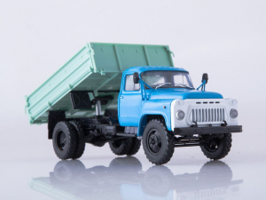 Macheta basculanta GAZ-53, scara 1:432