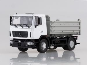 Macheta basculanta MAZ 5550 facelift, scara 1:430