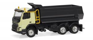 Macheta basculanta Volvo FMX 6x4, scara 1:870